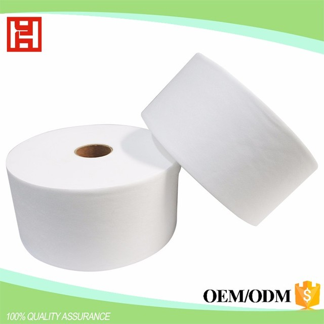2017 High Quality 10g/m2 Snow White Polypropylene Material Disposable Baby Diaper For Baby Diapers