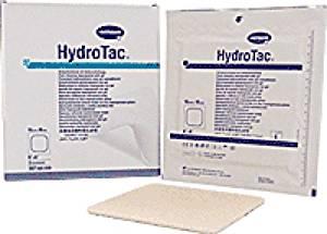 "HydroTac Non-Adhesive Foam Dressing 6"" x 6"" (Box of 3 Each)"