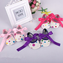 2014 New Style Top Quality Girls Newborn Baby Shoes Prewalker Princess Girls Shoes Infant Toddler First