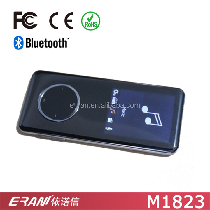 Promotional 16GB Digital MP4 Player with 150mAh Battery, Digital MP4 Player Support 16GB Flash