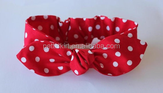 Baby girl hair accessories little princess bowknot headband cute hairbands hot sale