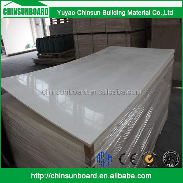 Magnesium Oxide Fireproof Board 25mm Price