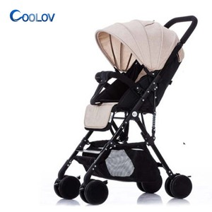 view aluminum alloy seebaby adult umbrella stroller