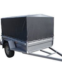 High Tear Strength PVC Cargo Trailer Covers