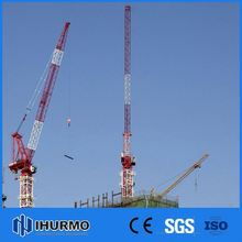 Easy Installation 80m boom length tower crane in india for sale