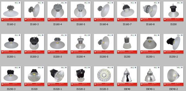 300w Led High Bay Lights Industrial High Bay Lighting 240w