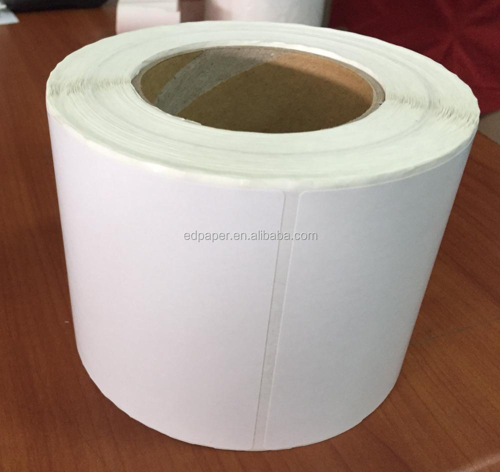 Best Sell Pressure Sensitive Self Adhesive Thermal Paper
