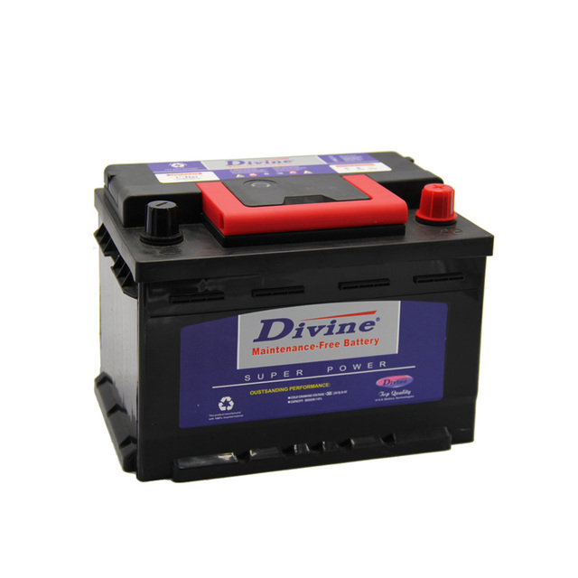 Chine Mf 12 volts batterie de voiture 12V45ah batterie Auto