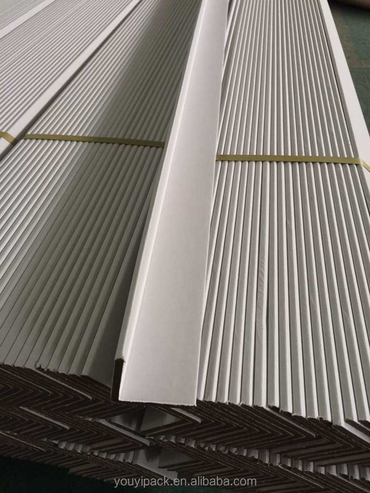 L Profile Recycle Paper Corner Protector