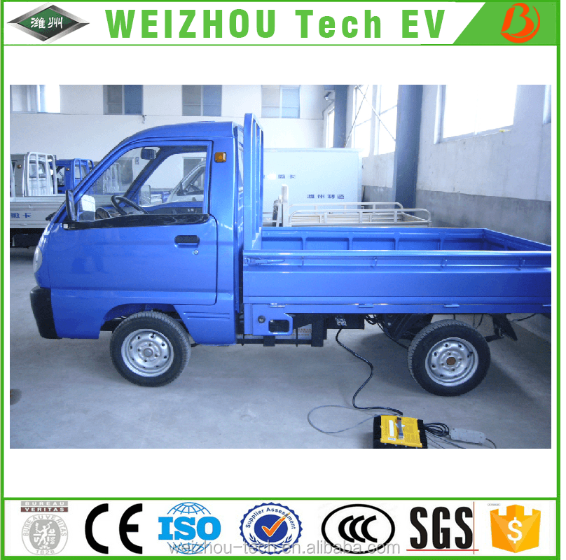 China Mini electric delivery truck
