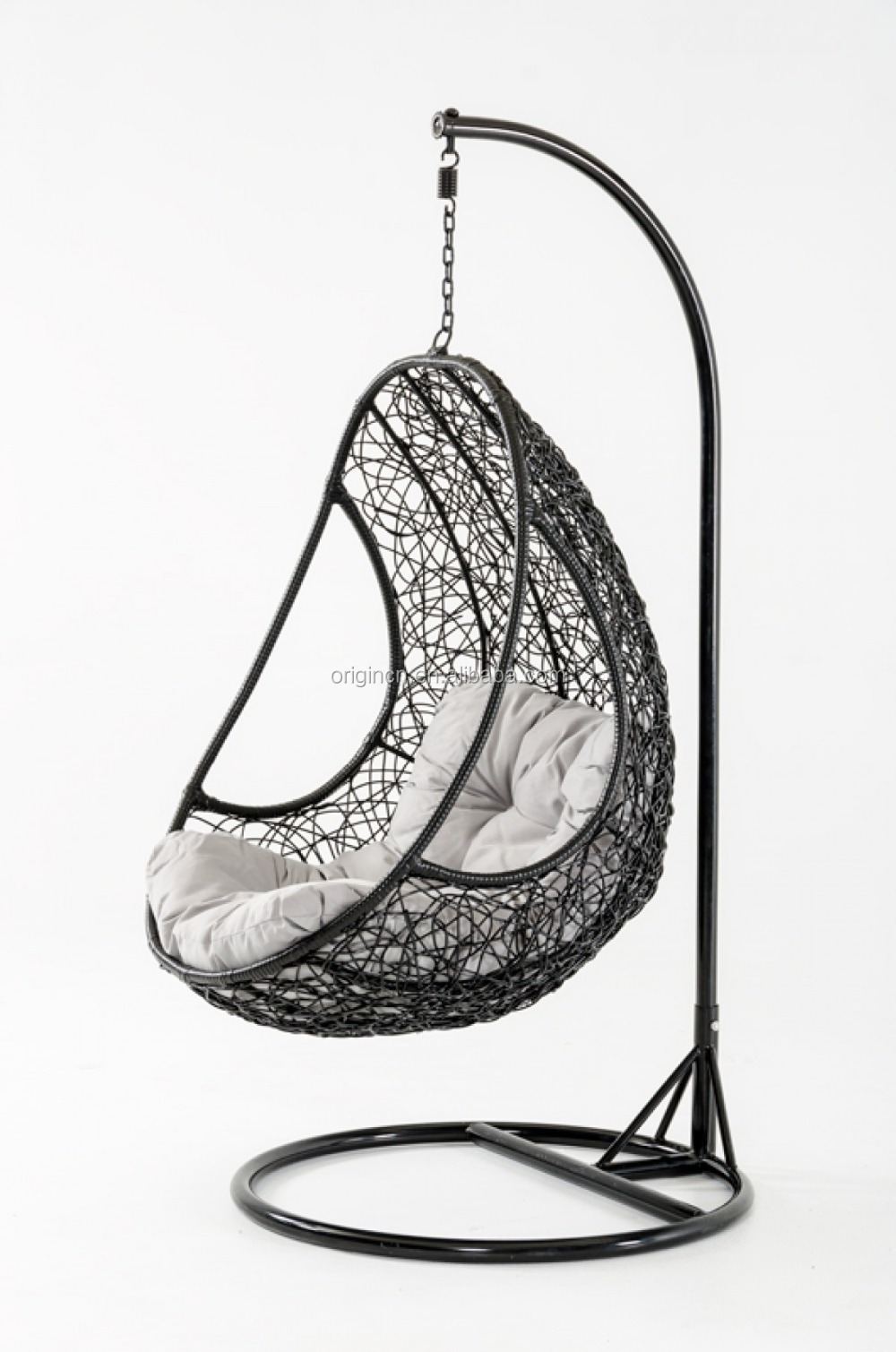 hot selling outdoor hanging egg chair leisure swing chair hammocks mode orw 1001a buy outdoor. Black Bedroom Furniture Sets. Home Design Ideas