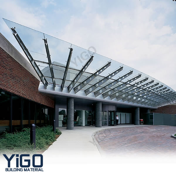 Tempered Glass Door Canopy / glass roof / glass canopy & Tempered Glass Door Canopy / Glass Roof / Glass Canopy - Buy Door ... memphite.com