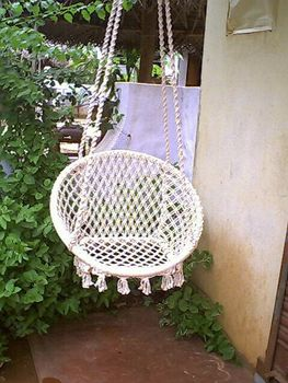 Cane Hammock Chair