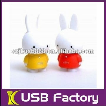 Cute Rabbit 16GB cartoon usb flash drive