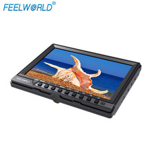 "FEELWORLD FW760 7 ""1920*1200 pixels de tela IPS full hd resolução do monitor dslr"