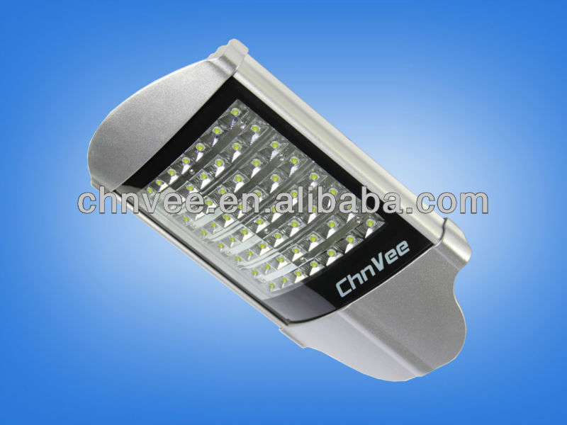 New Design high lumen solar led panel light/LED street lights with pole, either solar or conventional