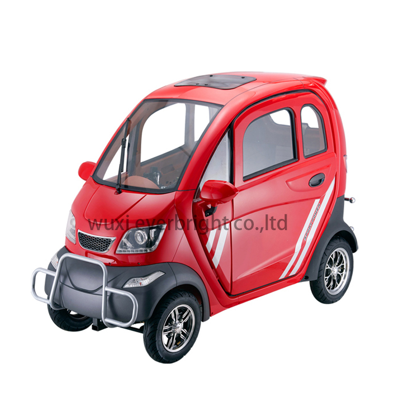 Hot Sale New China Ce En12184 Adult 4 Wheel Electric Mini