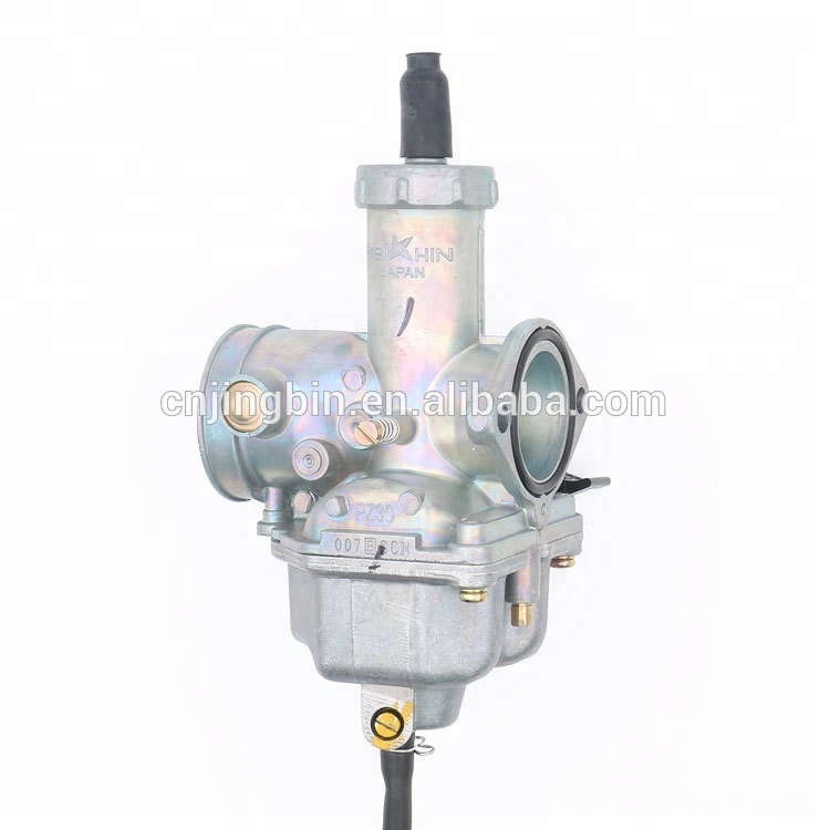 Motorcycle Accessories & Parts Fuel Supply Bright Free Shipping New Jingbin Pz26 Pz27 Pz30 Motorcycle Carburetor Carburator Used For Honda Cg125 And Other Model Motorbike