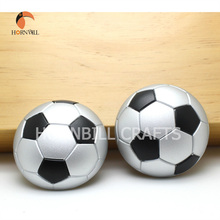 In Lega di Zinco personalizzato <span class=keywords><strong>3D</strong></span> Calcio Bottle Opener Fridge Magnet