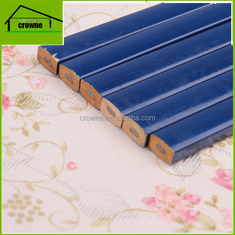Wholesale promotional cheap carpenter builders pencil