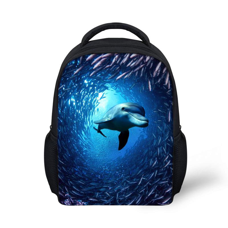 d0368ac7f84188 Buy Blue Kids Animal Shark Backpack Stylish Dolphin Printing Student School  Bags Preschool Children Baby Kindergarten Book Bags in Cheap Price on  Alibaba. ...