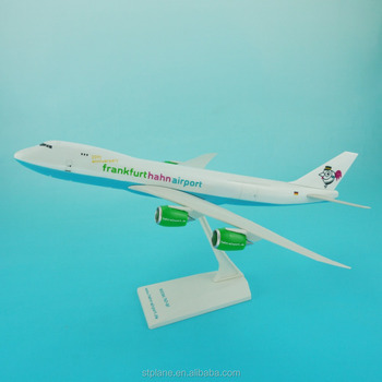 New! Frankfurt Hahn Airport B747-8f Plastic Model Plane - Buy Model  Airliners,Aircraft Models,Scale Airplane Model Product on Alibaba com