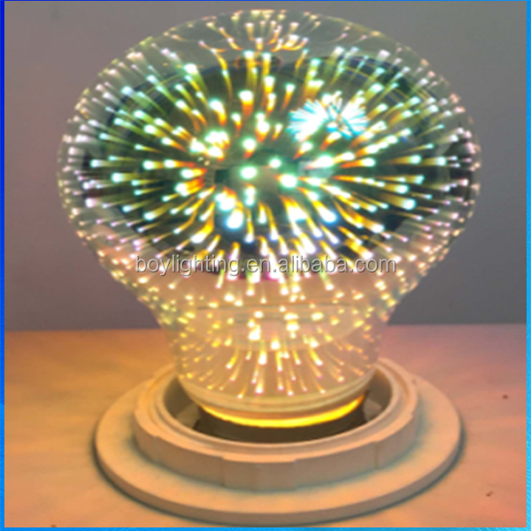 Welcome wholesales first grade a60 filament led light bulb a60 led firework bulb e27 4w