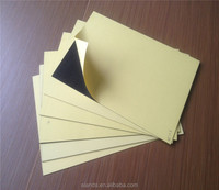 double face adhesive pvc for photo album black or White