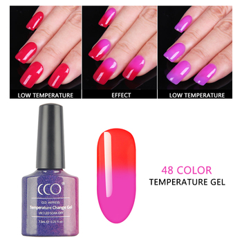 Cco High Quality Factory Outlet Uv Nail Gel Transparent Color Gel ...