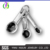 CN185235 Yiwu Huilin Jewelry New fashion Antique Silver Series Measuring three Spoons DIY Charms