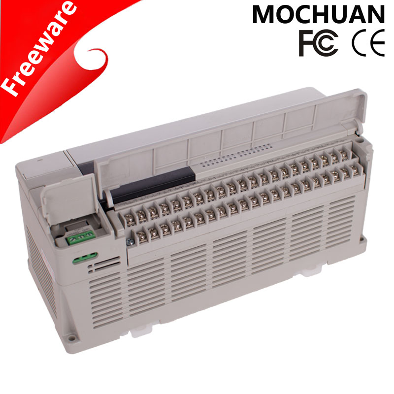 unitronics low cost LED rs485 input plc control unit with high speed counter
