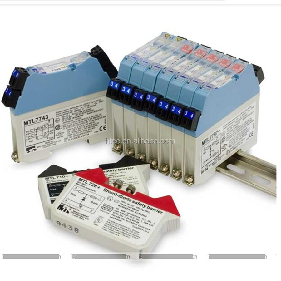 MTL3041 isolated safety barrier Repeater power supply - 4/20mA for 2-wire transmitters