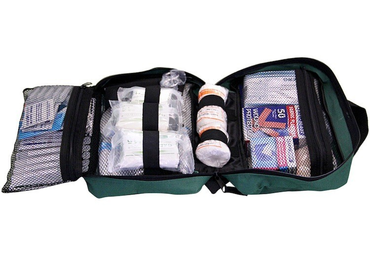 first aid kit instructions pdf