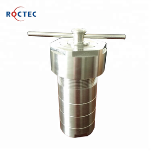 High Quality Teflon Lined Hydrothermal Synthesis Autoclave Reactor