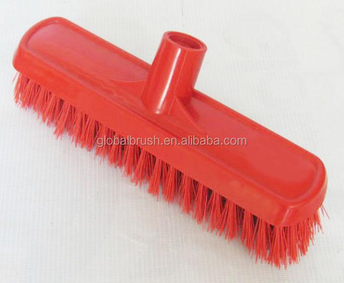 Hq0027 Hard Bristle Pp Scrubbing Brushes For Wood Floor
