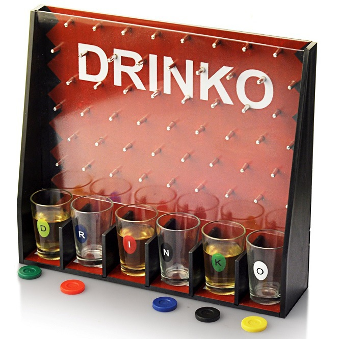DRINKEN SPEL Bar Drink Speelgoed Entertainment Producten