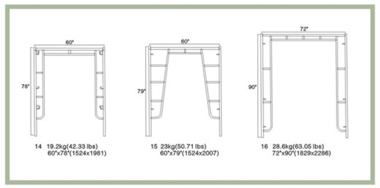 Safeway Scaffolding Steel : Steel safeway walkthrough scaffolding buy