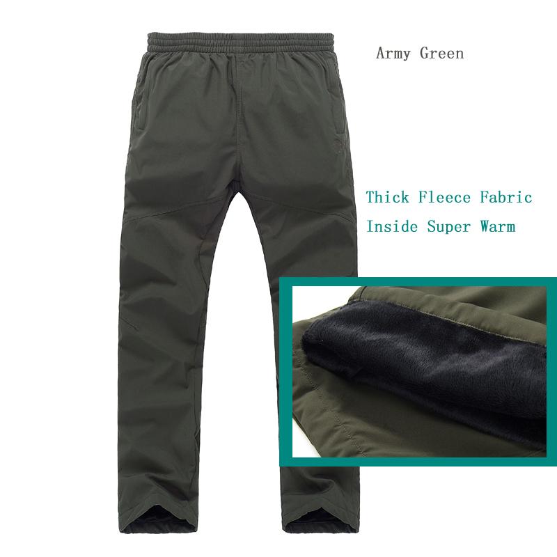 d63b9b5556b95 Get Quotations · 2014 New design pocke men pants sport ski pants men  climbing pants fleece inside keep warm