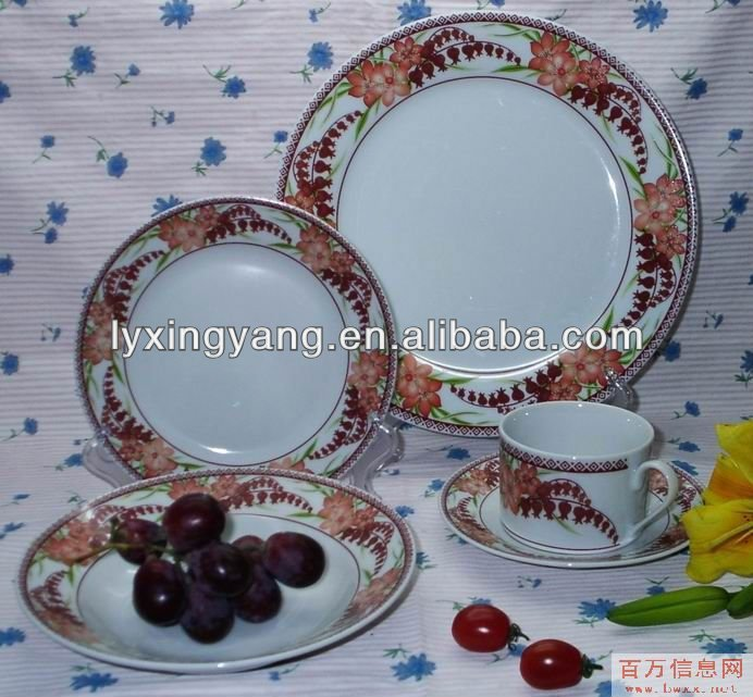 Ceramic Commercial Dinnerware Set Ceramic Commercial Dinnerware Set Suppliers and Manufacturers at Alibaba.com : commercial tableware - Pezcame.Com