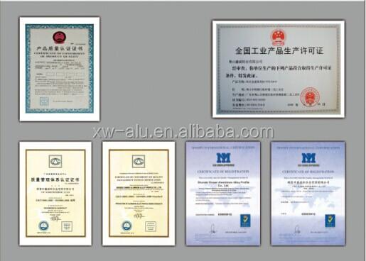 Bottom Price China Supplier Customized Aluminium Profile Extrusion ...