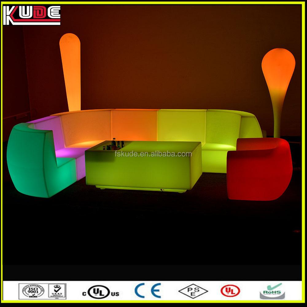 Hotel luxury design led glow bar furniture dubai buy bar for Design hotel glow