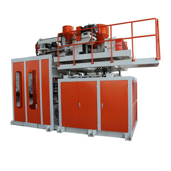Olive oil plastic drum blow molding machine price
