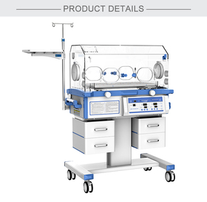 BT-CR02T Cheap medical infant incubator, infant radiant warmer price