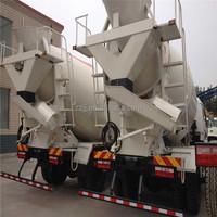 HOWO SINOTRUK concrete mixing truck 10 ton dump truck