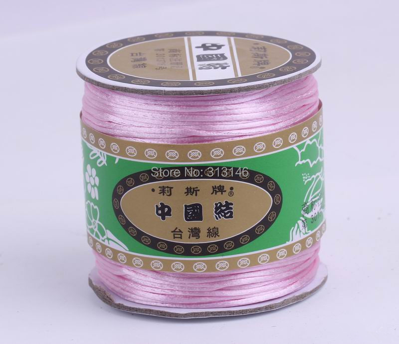 Pink Nylon Rope 44
