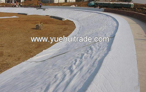 Polyester Geotextile Woven Geotextile Nonwoven Geotextile