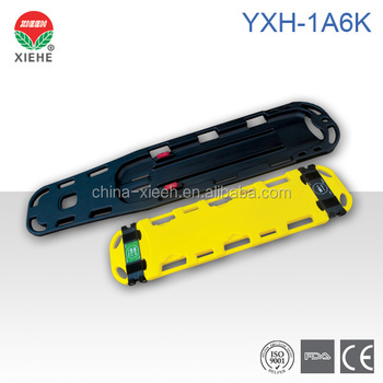 yxh 1a6k medical backboard stretcher buy medical backboard
