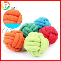 Durable Cat Dog Pet Chew Toy Ball