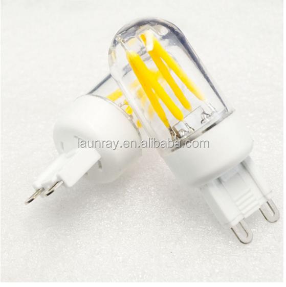 Wholesale 12V 120V 230V G9 Dimmable Filament Leds G9 Led Filament ...
