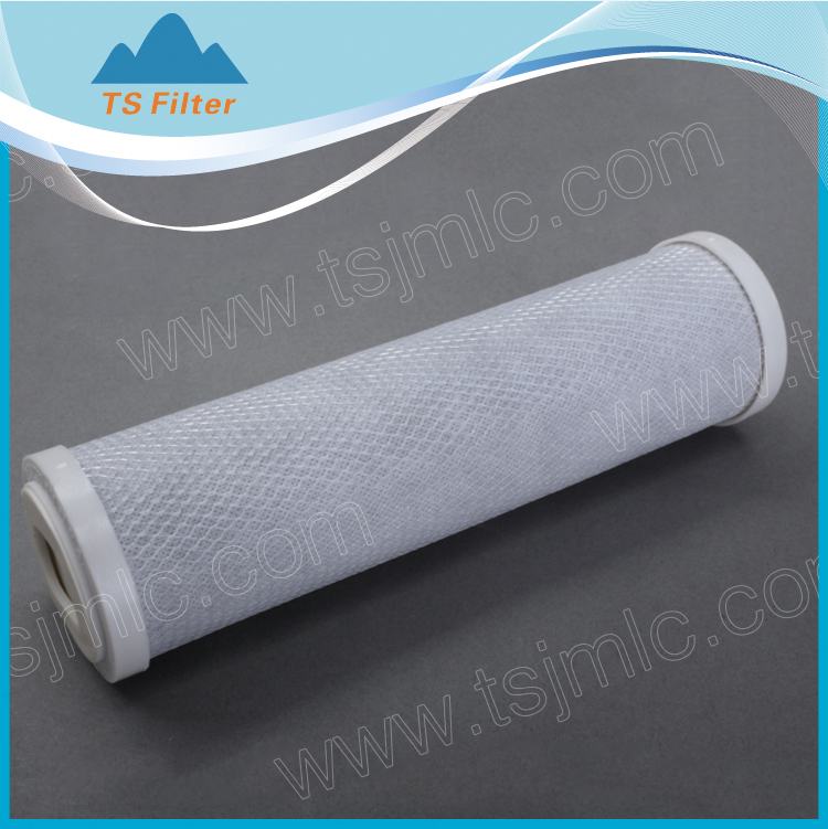 Carbon Block Filter/CTO Activated Carbon Filter Cartridge / Water Filter System